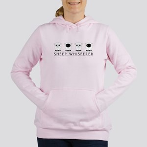 Sheep Whisperer Women's Hooded Sweatshirt