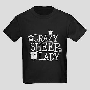 Crazy Sheep Lady T-Shirt