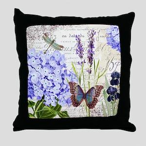 New botanical Throw Pillow