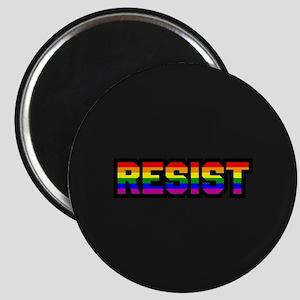 Resist - Gay Pride Magnet