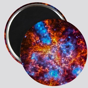 Colorful Cosmos Magnet