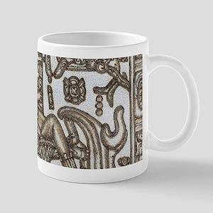 Mayan Ruler Pakal Kim Mugs