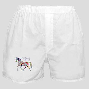 paint horse lovers Boxer Shorts