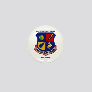 6987TH SECURITY GROUP Mini Button