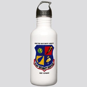 6987TH SECURITY GROUP Stainless Water Bottle 1.0L
