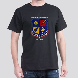 6987TH SECURITY GROUP Dark T-Shirt