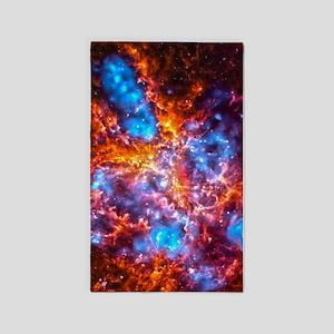 Colorful Cosmos Area Rug