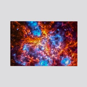Colorful Cosmos Magnets