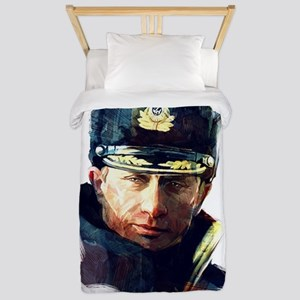Vladimir Putin Twin Duvet