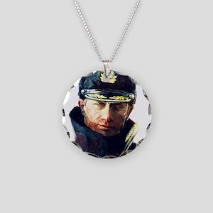 Vladimir Putin Necklace Circle Charm