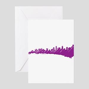 City Urban Greeting Cards