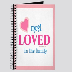 Most Loved Family Journal