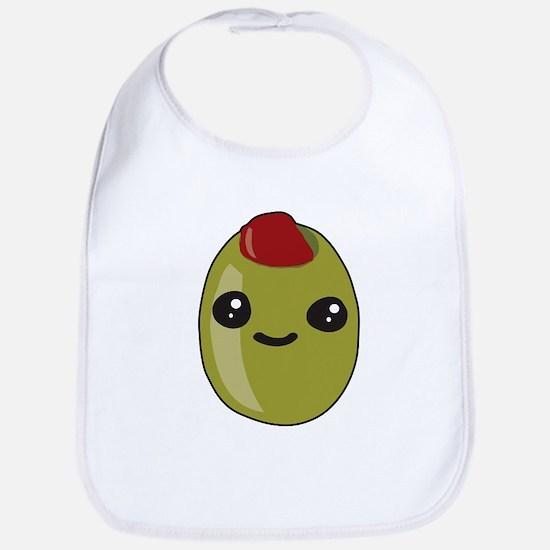 Cute Olive Bib