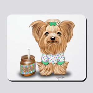 Peanut Butter Lover ByCatiaCho Mousepad