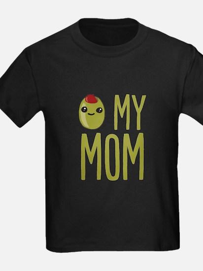 Olive My Mom T-Shirt