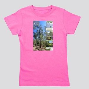 Large tall trees #odcctv Girl's Tee