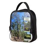 Large tall trees #odcctv Neoprene Lunch Bag