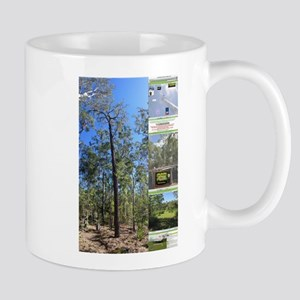 Large tall trees #odcctv Mugs