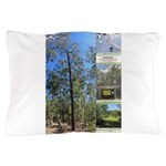 Large tall trees #odcctv Pillow Case