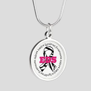 EDS Zebra Ribbon Necklaces