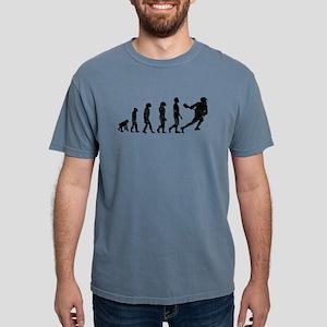 Distressed Lacrosse Evolution T-Shirt