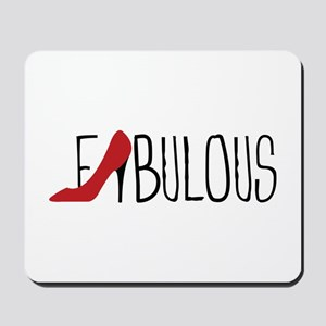 Fabulous Shoe Mousepad