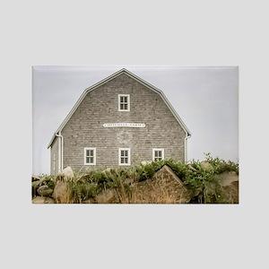 Block Island Barn Magnets