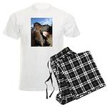 Sustainable Horse Men's Light Pajamas