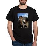 Sustainable Horse Dark T-Shirt
