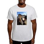 Sustainable Horse Light T-Shirt