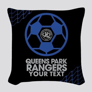 Personalized Newcastle Woven Throw Pillow