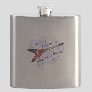 KISS THE SKY Flask