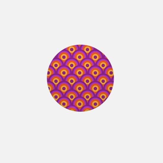 Retro Fun Mini Button