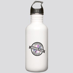 Certified Gender Fluid Stainless Water Bottle 1.0L