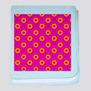 Retro Fun baby blanket