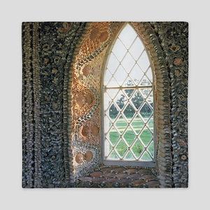 The Sacred Window Queen Duvet