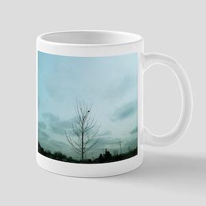 Tree Bird Mugs