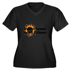 57d95ead66a8 Beachbody Women s Plus Size T-Shirts - CafePress