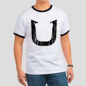 Horseshoe Pitching Shoe T-Shirt