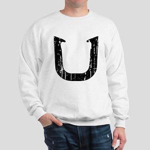 Horseshoe Pitching Shoe Sweatshirt