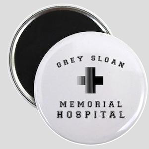 Grey Sloan Memorial Hospital Magnet