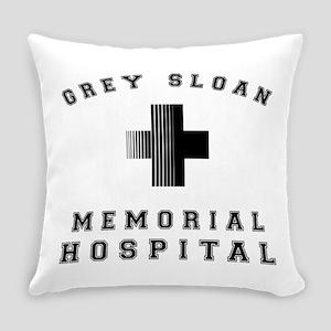 Grey Sloan Memorial Hospital Master Pillow