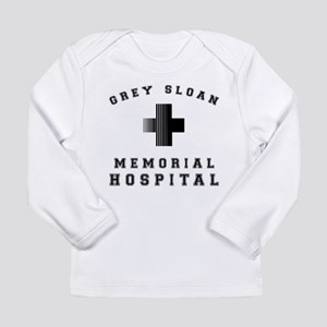 Grey Sloan Memorial Hospita Long Sleeve T-Shirt