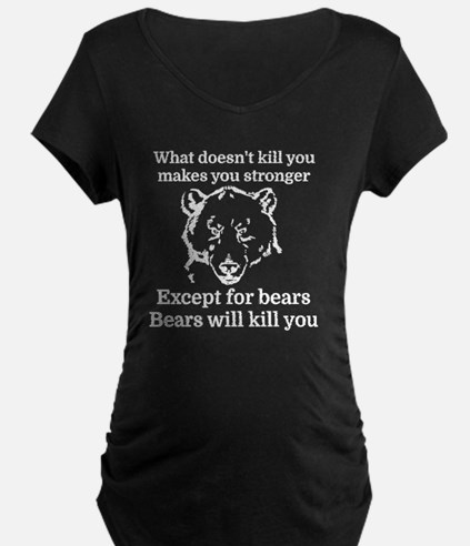 What doesn't kill you make  T-Shirt