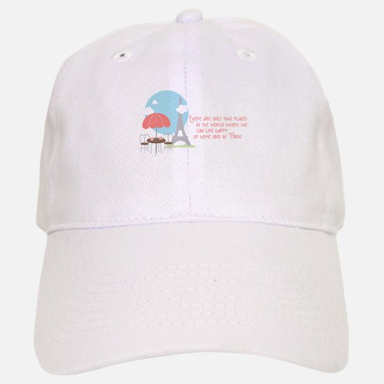 In Paris Baseball Baseball Baseball Cap