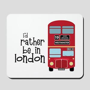 In London Mousepad