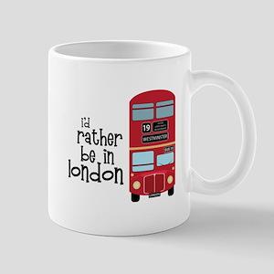 In London Mugs