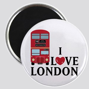 I Love London Magnets