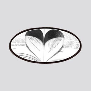 For the Love of Books Patches