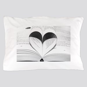For the Love of Books Pillow Case